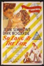 So Long at the Fair (1950) Poster