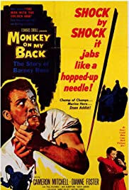 Monkey on My Back Poster