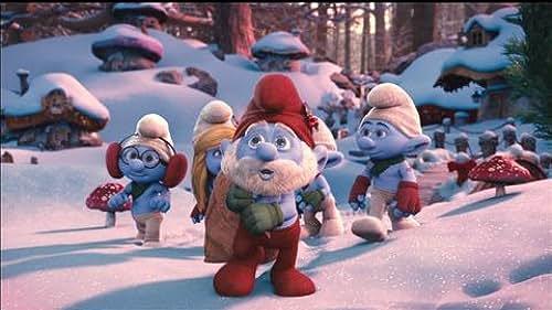 Trailer for The Smurfs: A Christmas Carol
