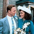 Ed Harris and Jessica Lange in Sweet Dreams (1985)