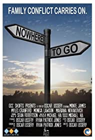 Monte James in Nowhere to Go (2015)
