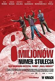 80 Millions Poster