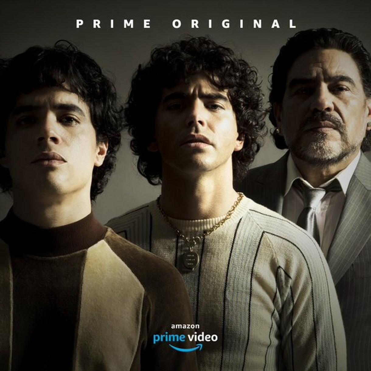 Maradona: Blessed Dream (TV Series 2021– ) - IMDb