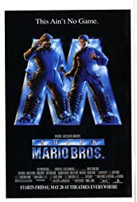 Primary photo for Super Mario Bros.
