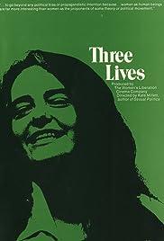 Three Lives Poster