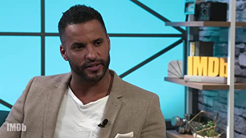 """Ricky Whittle and Ian McShane Bring Their Chemistry to """"American Gods"""""""