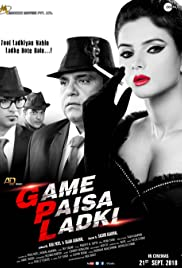 Game Paisa Ladki (2018) besthdmovies - Hindi Movie DVDScr 700MB 720p ESubs