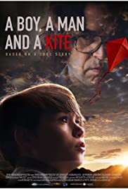 A Boy, a Man and a Kite Poster