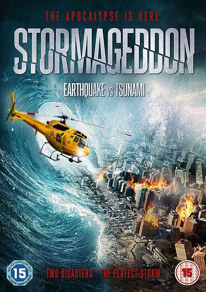 Stormageddon (2015) x264 720p BluRay {Dual Audio} [Hindi + English]