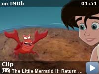 imdb the little mermaid 2