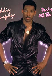 Eddie Murphy: Party All the Time Poster