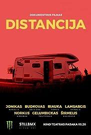 Distancija Poster