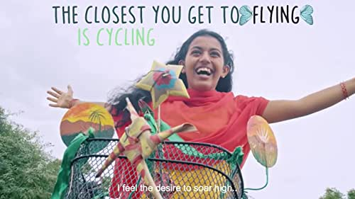Jeerjimbe is a story of adventures of a 13 year old girl from a remote village in Karnataka. The story is based on emotional struggles of a girl when a bicycle enters her life as part of free cycles programs provided by the Government to all high school children in rural areas.
