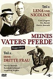 Meines Vaters Pferde, 1. Teil: Lena und Nicoline Poster
