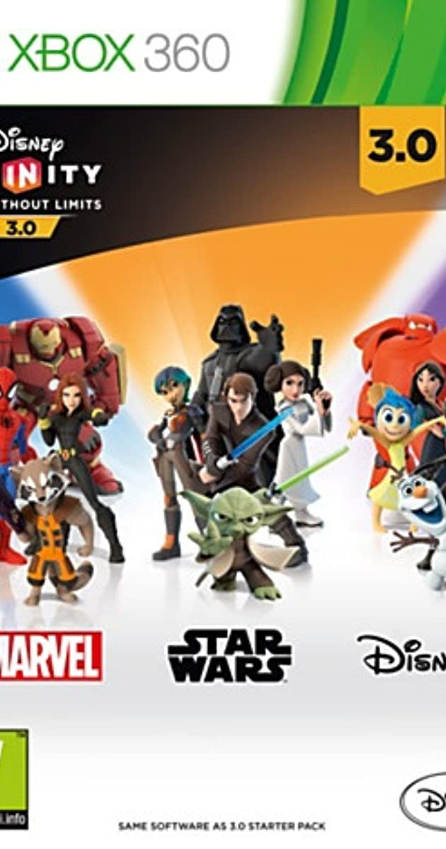 Disney Infinity 3 0 (Video Game 2015) - Full Cast & Crew - IMDb