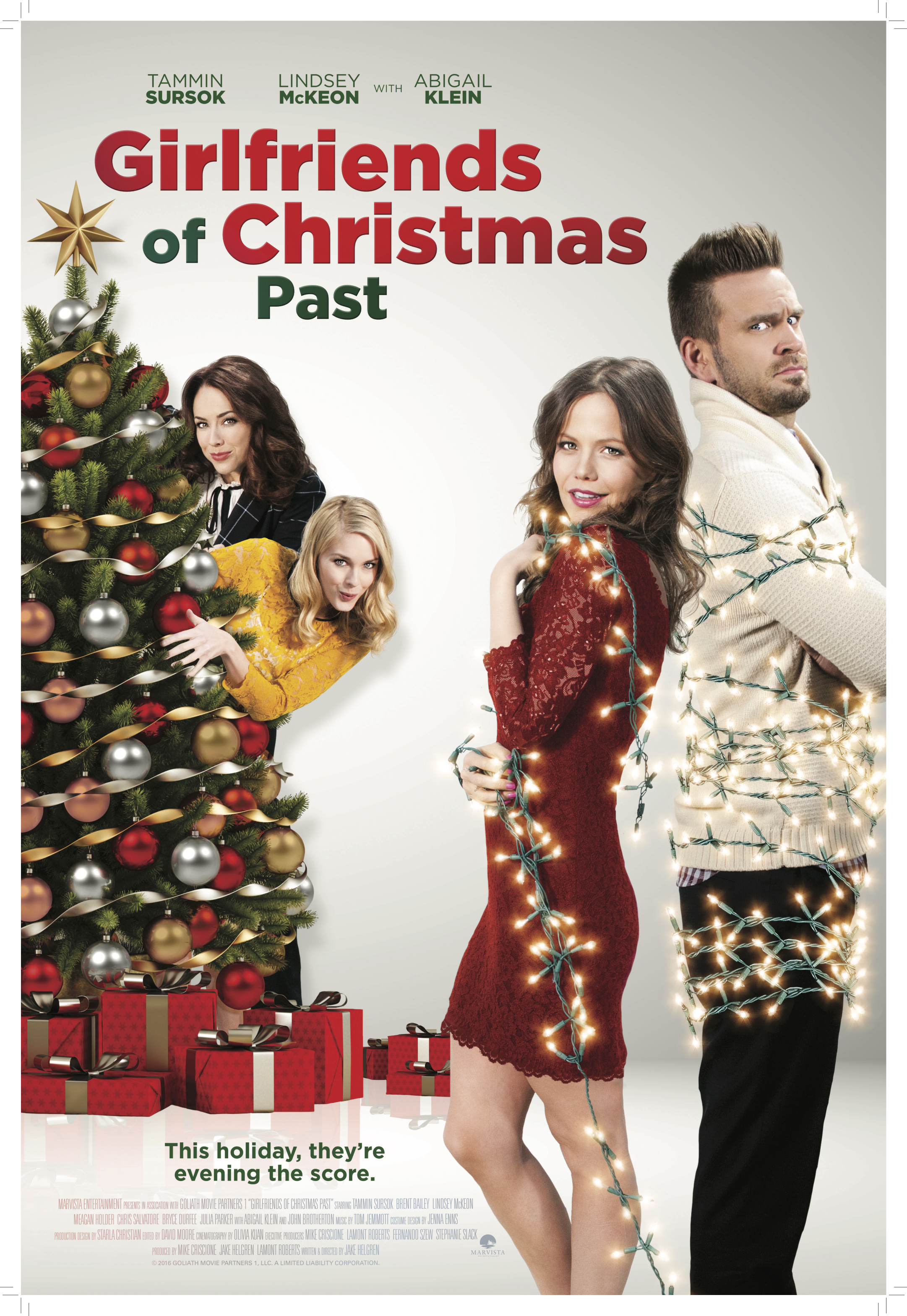 Girlfriends of Christmas Past (TV Movie 2016) - IMDb