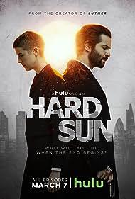 Jim Sturgess and Agyness Deyn in Hard Sun (2018)