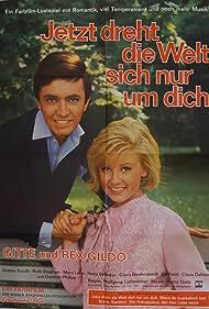 Rex Gildo and Gitte Hænning in Jetzt dreht die Welt sich nur um dich (1964)