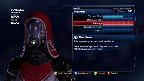 Mass Effect 3 (Multiplayer: Enemies)