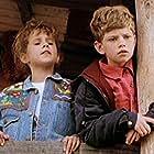 Emily-Jane Romig and Jeffrey Walker in Sky Trackers (1994)