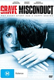 Grave Misconduct (2008) Poster - Movie Forum, Cast, Reviews