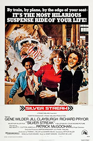 Silver Streak Poster Image