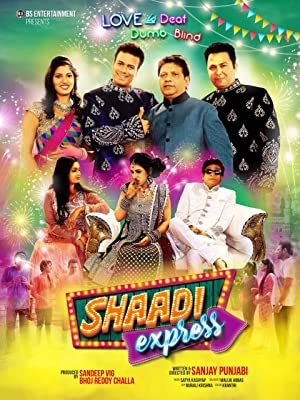 Shaadi Express movie, song and  lyrics