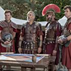 Rupert Graves and Lee Mack in Horrible Histories: The Movie - Rotten Romans (2019)