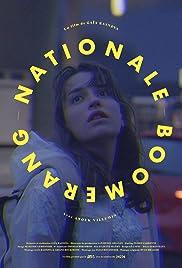 Nationale Boomerang Poster