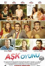 Ask Oyunu Poster