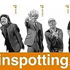 Ewan McGregor, Robert Carlyle, Jonny Lee Miller, Ewen Bremner, and Graham Norton in The Graham Norton Show (2007)