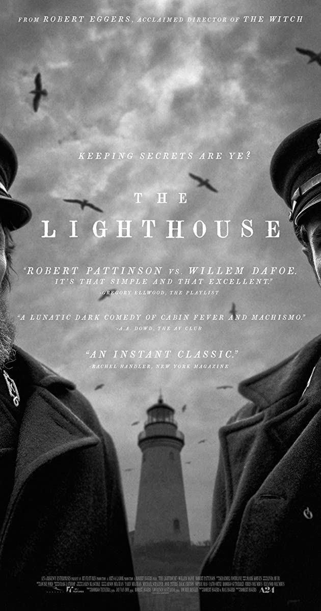 The Lighthouse (2019) [WEBRip] [1080p] [YTS.LT]