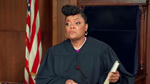 A Black Lady Sketch Show: Courtroom Kiki