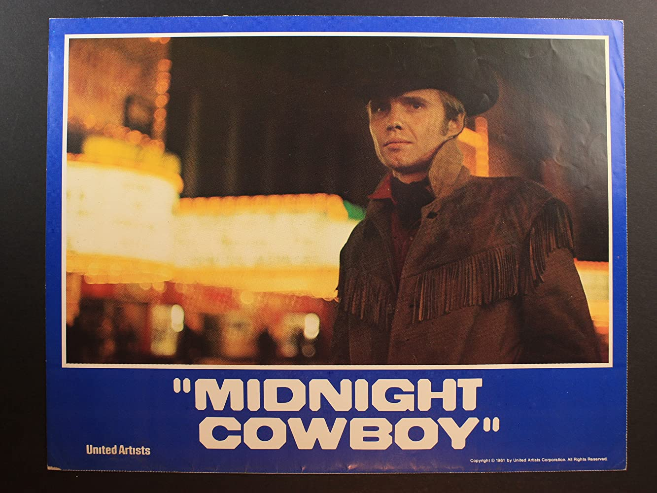 Jon Voight in Midnight Cowboy (1969)
