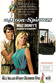 The Moon-Spinners Poster