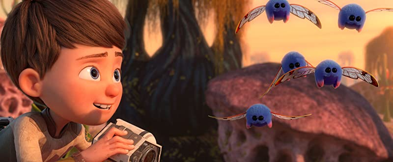 киноафиша Симферополя на май 2019, мультфильм Маугли дикой планеты