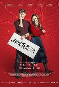 Veronika Kubarová and Igor Orozovic in Jedine Tereza (2021)