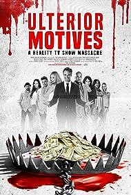 Vincent M. Ward, Donnabella Mortel, Chris Hayes, and Jaclyn Betham in Ulterior Motives: Reality TV Massacre (2016)