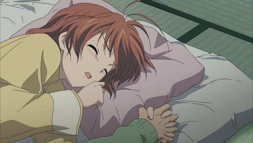 Clannad After Story Shiroi Yami Tv Episode 2009 Photo
