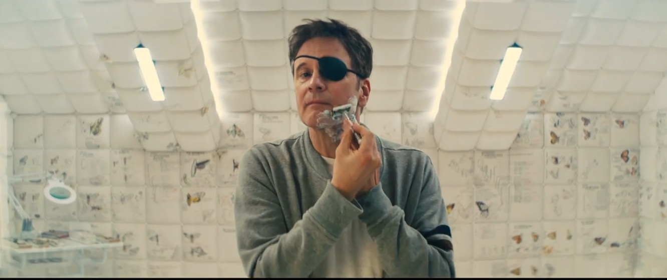 Colin Firth in Kingsman The Golden Circle 2017
