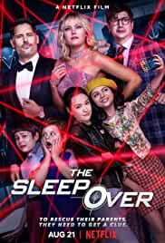 The Sleepover (2020) Hindi Dubbed