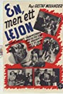 One, But a Lion! (1940) Poster