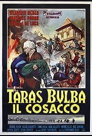 Taras Bulba, il cosacco Poster
