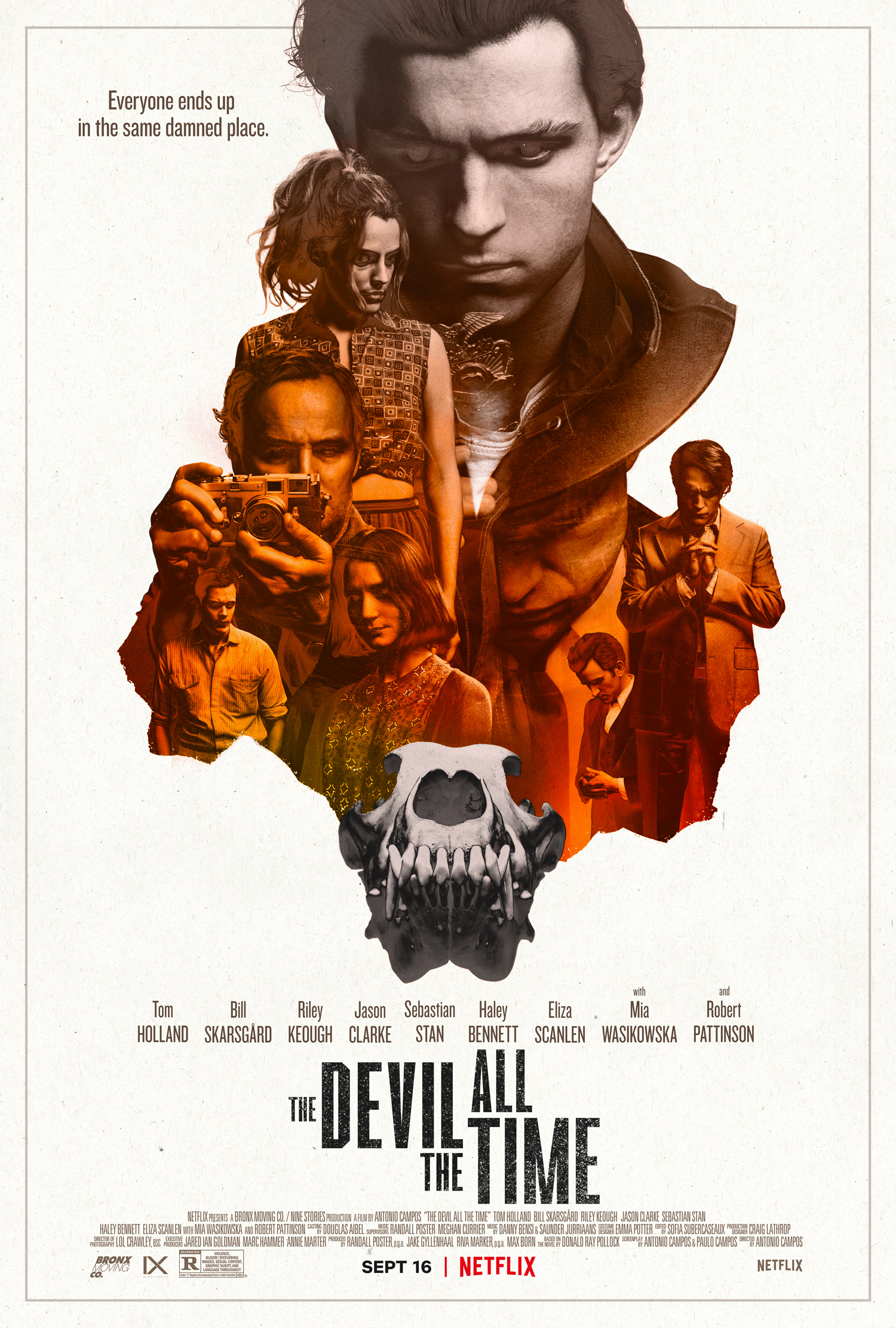 The Devil All the Time (2020) - IMDb