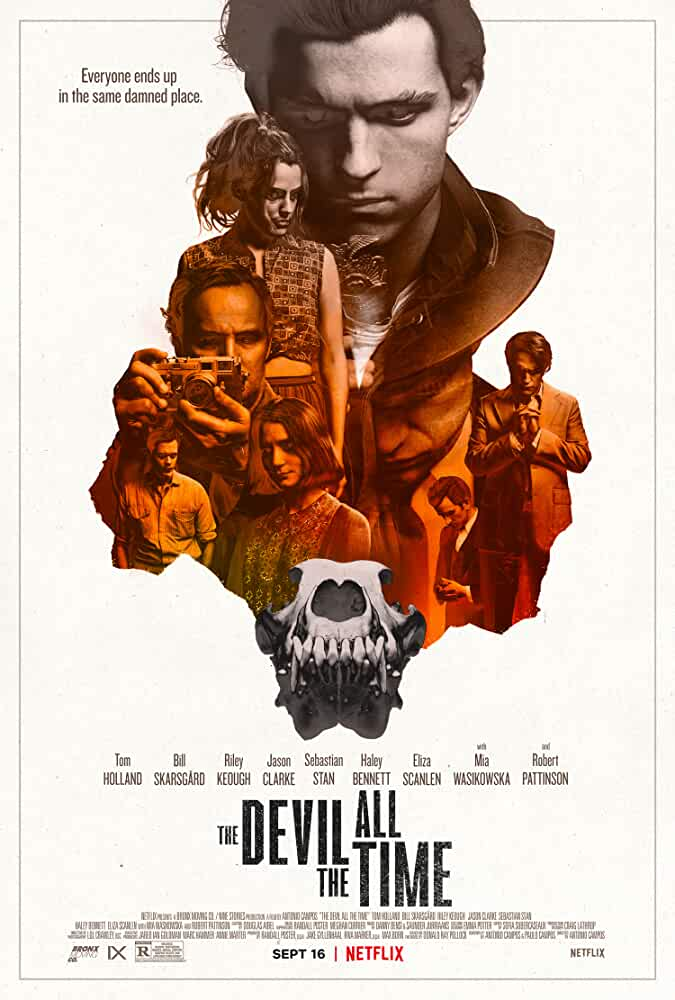 The Devil All the Time (2020) English NF WEB-DL x264 AAC ESUB