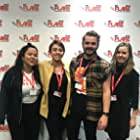 Victoria Wijeratne, Lewis Bayley, Ruby Parker-Harbord, and Loona Riia Kasemets at an event for Missed Conceptions (2019)
