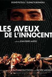 Les aveux de l'innocent Poster