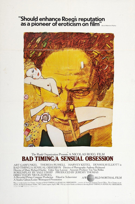 Bad Timing (1980) - IMDb