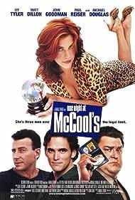 Liv Tyler, Matt Dillon, John Goodman, and Paul Reiser in One Night at McCool's (2001)