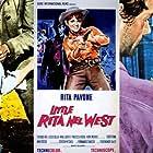 Rita Pavone in Little Rita nel West (1967)